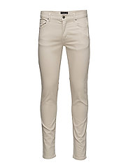 Jay Solid Stretch - PALE BEIGE