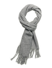 Champ solid wool - STONE GREY MEL