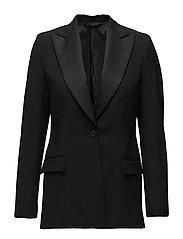 Fawn Tux Dressed Twill - BLACK