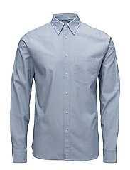Daniel BD S Stretch Oxford - BLUE