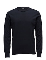 Niklas R-neck Refined Cotton - JL NAVY