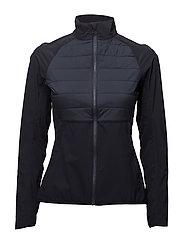 W Hybrid Jacket Lux Softshell - JL NAVY