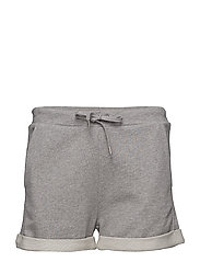 Daly Stitched Sweat - LT GREY MEL