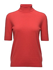 Dwight Spring Cashmere - RACING RED