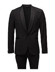 Savile SC/P Tux Comfort Wool - BLACK