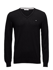 Lymann True Merino Knit - BLACK