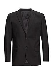 Hopper Dressed Wool - BLACK