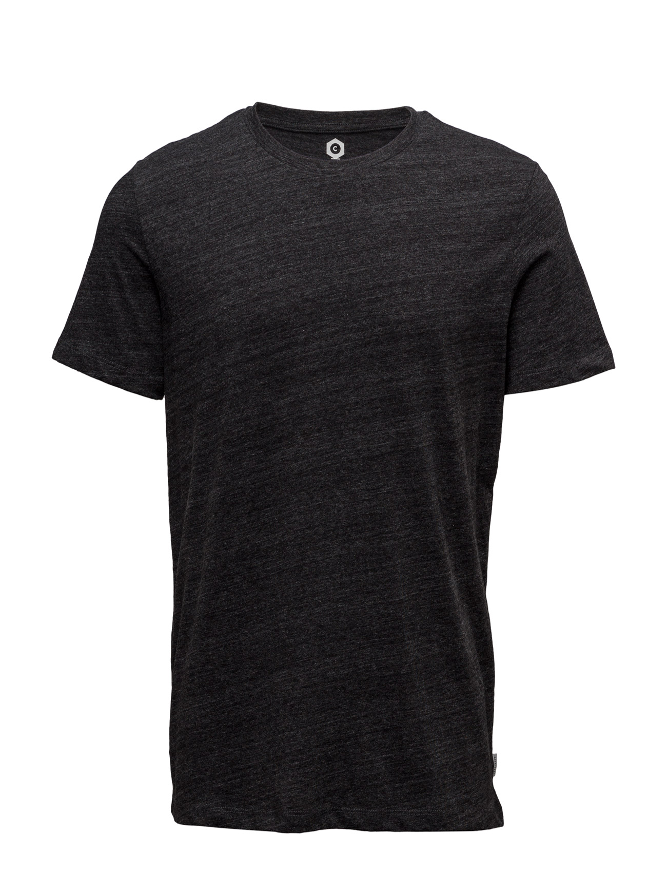 Jcotable Tee Ss Melange Or Pocket Noos Jack & Jones Core Kortærmede til Herrer i Sort