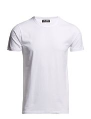 BASIC O-NECK TEE S/S NOOS - OPTICAL WHITE