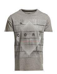 ETHAN TEE CORE 10-11-12 2013 CAMPAIGN - Light Grey Melange