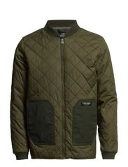 ABBY JACKET CORE SPRING 14 E1 DNA - Olive Night
