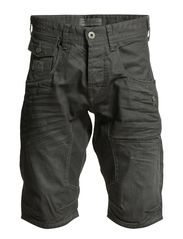OSAKA LONG SHORTS AT 654 CORE NOOS - Dark Grey Denim