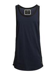 PERCY TANK TOP S/S CORE 4-5-6 2014 - DNA - Dress Blues