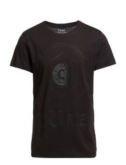 ARRO TEE SS CREW NECK CORE - Black