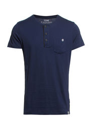 SHAPE TEE S/S CORE PB 7-12 2014 - Dress Blues