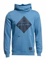 BARTO SWEAT HOOD CORE 7-8-9 - Heritage Blue