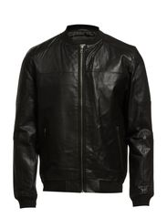 REMY LEATHER JACKET CORE SPRING 14 - Black