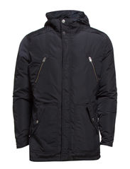 HYDRO PARKA JACKET - Black Navy