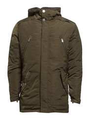 HYDRO PARKA JACKET - Forest Night
