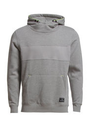 GROUND SWEAT CORE - NOOS - Light Grey Melange