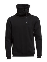 FROST SWEAT HIGH NECK CORE 7-8-9-2014 - Black