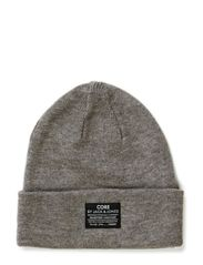 DNA KNIT BEANIE BASIC CORE 7-8-9 14 - Grey Melange