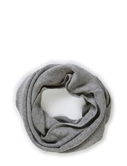 BASIC KNIT TUBE SCARF CORE 7-8-9 2014 - Grey Melange