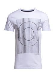 URBAN TEE SS CREW NECK - White
