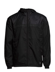JJCOATLAN HOODED JACKET - Black
