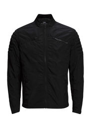 JJCOHELT LIGHT JACKET CAMP - Black