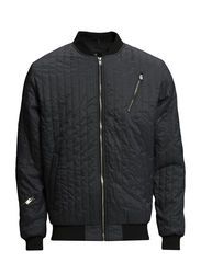 JJCODAY QUILTED JACKET - Ebony