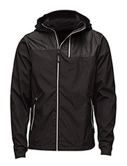 jjcoJACOB LIGHT JACKET - Black