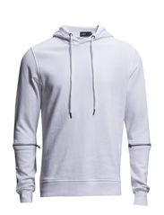 JJCOMOTOR SWEAT HOOD - White