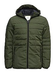 JCOBIN JACKET - RIFLE GREEN