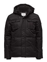 JCOWILL JACKET - BLACK