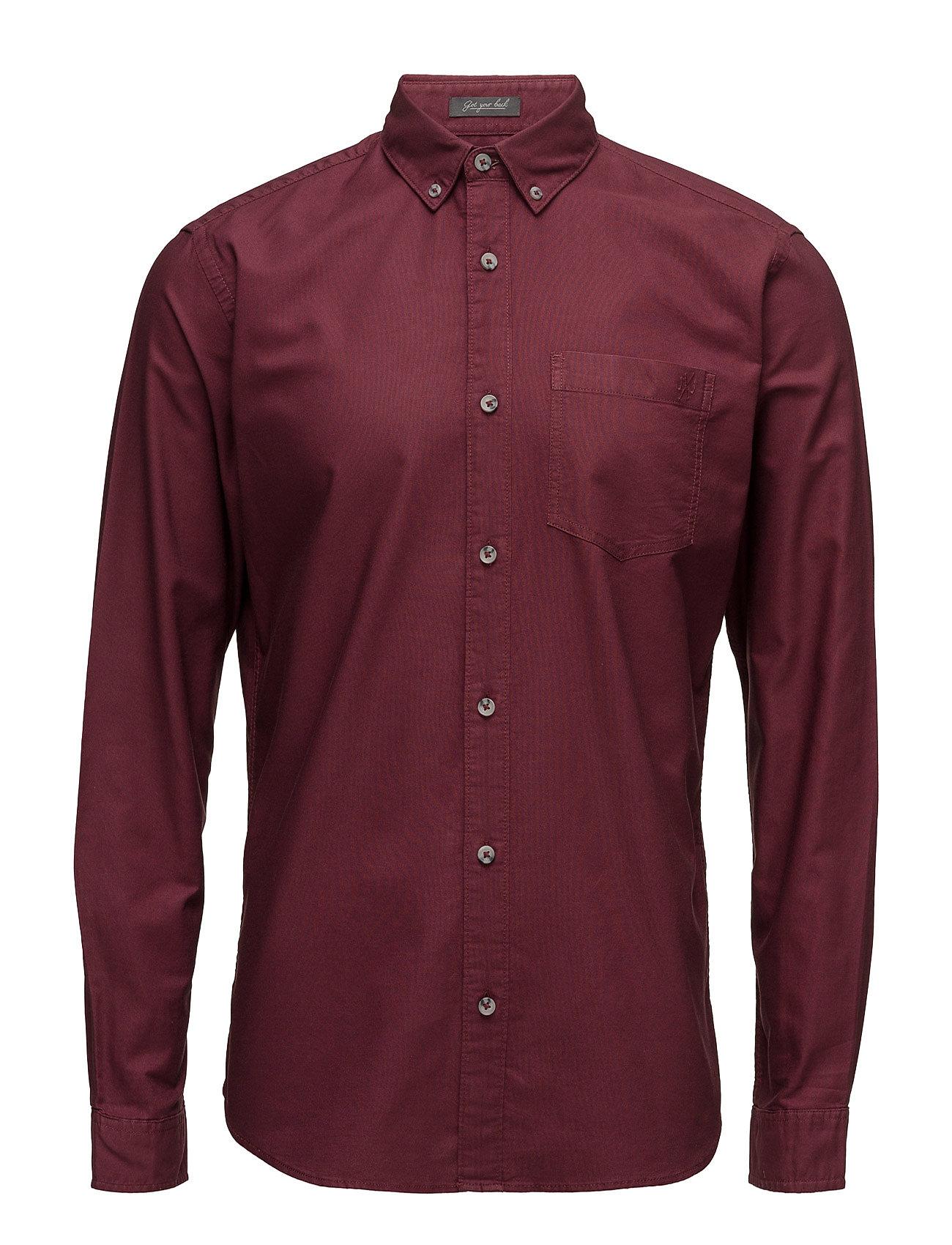 Jorliam Shirt Ls Jack & Jones Original Business til Herrer i