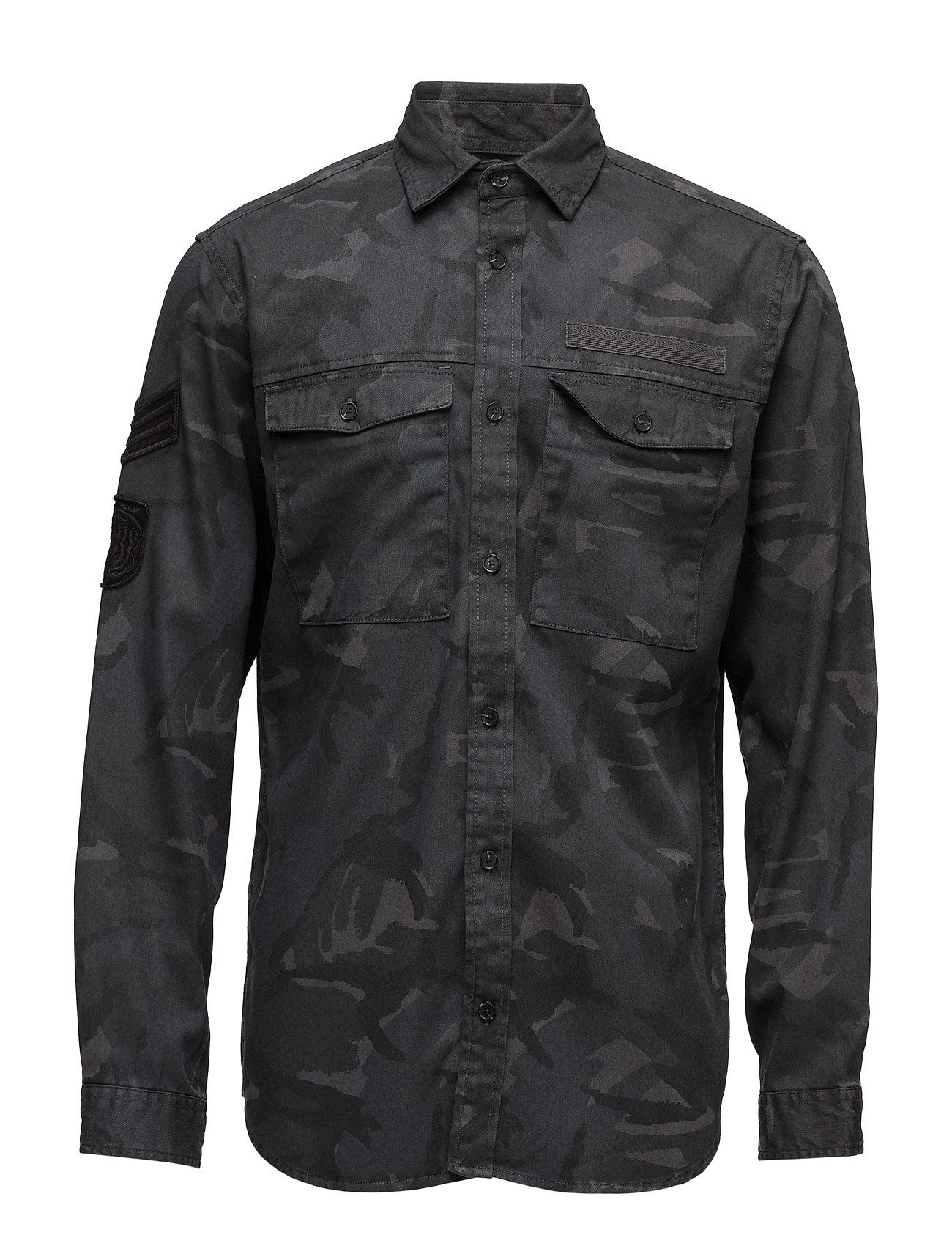 jack & jones original – Jorbattle shirt ls på boozt.com dk
