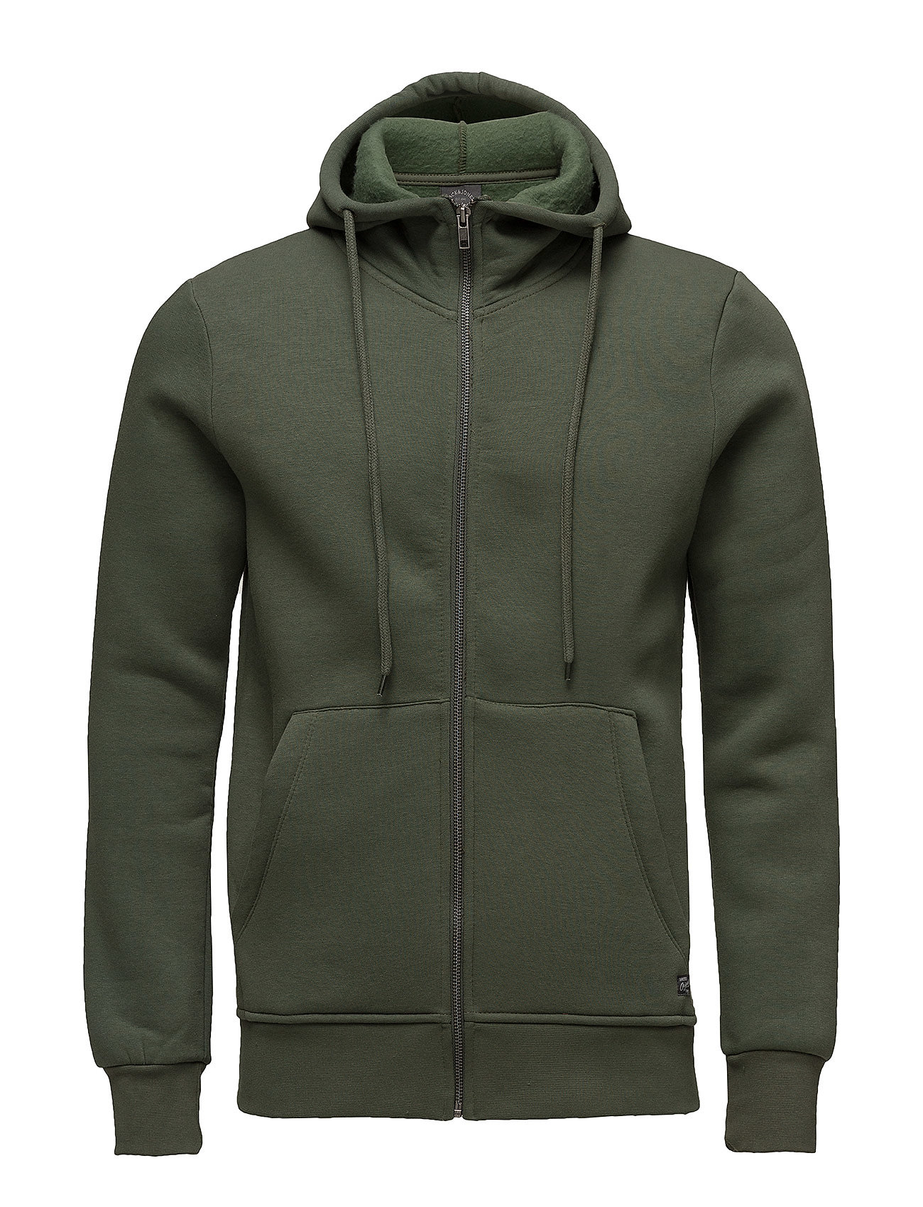 jack & jones original – Jorstan sweat zip hood på boozt.com dk