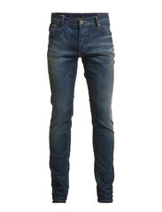 TIM ORIGINAL JOS 919 ORG NOOS - Medium Blue Denim