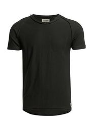 FINCH TEE S/S ORG 1-2-3 2014 - Pirate Black