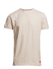 OTTO TEE S/S ORG 4-5-6 2014 DNA - Spiced Coral