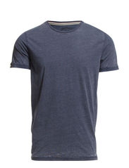 RORY TEE S/S ORG 4-5-6 2014 DNA - Dress Blues