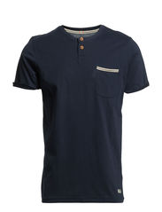 SETH TEE S/S ORG 4-5-6 2014 DNA - Dress Blues