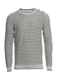 BOARD O-NECK 7-8-9 14 ORIG TTT - Vaporous Gray