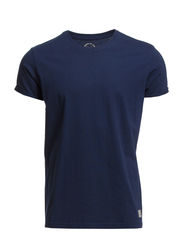 OPEN TEE S/S ORG PB 7-12 2014 - Dress Blues