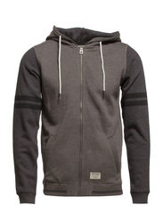 LAM SWEAT PB 7-12 14 ORG - Grey Melange