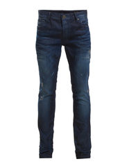TIM ORIGINAL JOS 268 ORG NOOS - Blue Denim