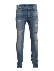 BEN ORIGINAL JOS 272 ORG NOOS - Blue Denim