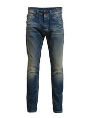 ERIK TRISTAN BL 351 ORG NOOS - Medium Blue Denim
