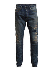 ERIK ORIGINAL BL 349 ORG 7-8-9 14 - Medium Blue Denim